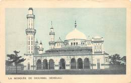 Afrique Afrika Africa La Mosquée De Diourbel Sénégal    M 3122 - Senegal