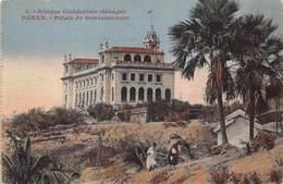Afrique Afrika Africa  Sénégal  Afrique Occidentale Palais Du Gouvernement       M 3132 - Senegal