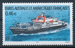 TAAF  -  2002  ,  Versorgungsschiff Marion Dufresne - Nuovi