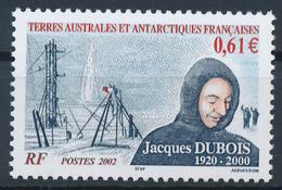 TAAF  -  2002  ,  Jacques Dubois - Nuovi