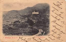 Cuba Santiago De Cuba , La Villa Del Cobre , Scheurtje 1 Cm!    M 3144 - Other