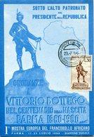 54928 Italia, Maximum 1960 Vittorio Bottego,  Parma,  Alpini - Célébrités