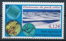 TAAF  -  2002  ,  Kieselalgen Unterm Mikroskop - Nuovi