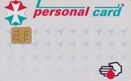 Personal Card - Ausstellungskarten