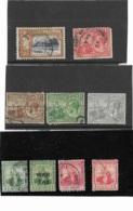 TRINIDAD & TOBAGO   -  Lot De 9 Timbres - Trinidad En Tobago (...-1961)