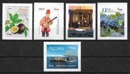 Portugal / Azoren 2020 , Selbstklebend / Self-adhesive - Postfrisch / MNH / (**) - Nuevos