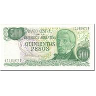 Billet, Argentine, 500 Pesos, 1977-1982, Undated (1977-82), KM:303c, NEUF - Argentina
