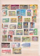Lot Timbres Benin ( 290 ) - Collections (with Albums)
