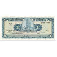 Billet, Nicaragua, 1 Cordoba, 1968, Undated (1968), KM:115a, NEUF - Nicaragua