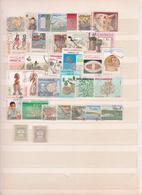 Lot Timbres Mozambique ( 292 ) - Collections (with Albums)