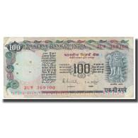 Billet, Inde, 100 Rupees, KM:86c, TB - Indien
