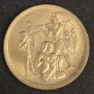 EGYPTE - EGYPT - 10 MILLIEMES 1975 ( 1395 ) - KM 446 - FAO - Aegypten