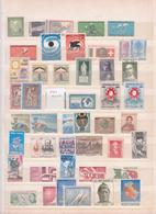 Lot Timbres Italie XX-X ( 296 ) - Collections (with Albums)