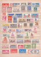 Lot Timbres Italie XX-X ( 297 ) - Collections (with Albums)