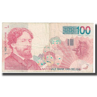 Billet, Belgique, 100 Francs, KM:147, TTB - 100 Francs