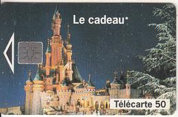 FRANCE - Euro Disneyland/Le Cadeau, Chip SO5, 11/93, Used - Disney