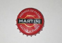 Capsule,Bottle Cap, Martini,Portugal - Bier