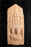 Art - Antiquité - Stèle à Double Registre De Glukon Et De Sa Mère Tateis - Phrygie - 3e S Ap JC - Carte Neuve - CPM - Vo - Antiquité