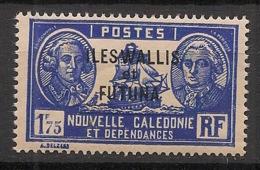 Wallis Et Futuna - 1930-38 - N°Yv. 60B - Bougainville 1f75 - Neuf Luxe ** / MNH / Postfrisch - Wallis Und Futuna