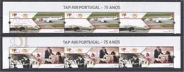 Portugal 2020 75 Anos TAP Transportes Aéreos Portugueses  Turism Avião Plane Avion Dakota DC-3 NEO Airplanes - Airplanes