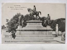 Corse. Ajaccio. Statue Napoléon Ier - Ajaccio