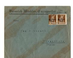 B18 192.... Lettre Entete D'entreprise  Pour Strasbourg    (elsass) - Bayern