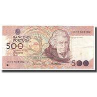 Billet, Portugal, 500 Escudos, 1992, 1992-02-13, KM:180d, TTB+ - Portugal