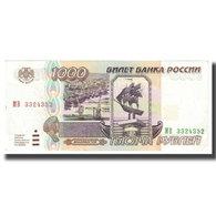 Billet, Russie, 1000 Rubles, 1995, Undated (1995), KM:261, SUP+ - Russia