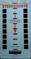 BRUGUIÈRE  :  2862-0   LOURDES 13  ILLUMINATIONS ET PROCESSION AUX FLAMBEAUX - Stereoscopi
