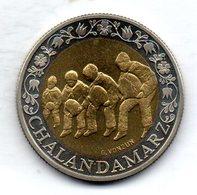 SWITZERLAND, 5 Francs, Bimetallic, Year 2003, KM #103 - Schweiz