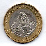 SWITZERLAND, 10 Francs, Bimetallic, Year 2004, KM #107 - Schweiz