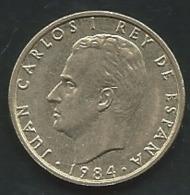 Espagne - 100 Pesetas 1984       LAUPI 12407 - [ 5] 1949-… : Koninkrijk