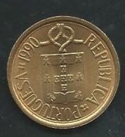 Portugal 10 Escudos 1990   LAUPI 12411 - Portugal