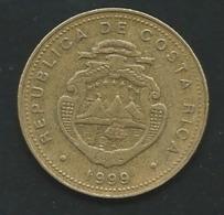 Monnaie, Costa Rica, 100 Colones, 1999  LAUPI 12412 - Costa Rica