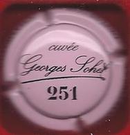 Capsule CHAMPAGNE Georges Sohet N°: 16b - Champagnerdeckel