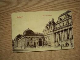 Budapest Kiralyi Var Reszlet  Sorsjegy Lottery - Hungary
