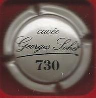 Capsule CHAMPAGNE Georges Sohet N°: 16a - Champagnerdeckel