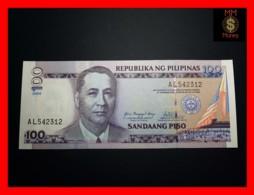 """PHILIPPINES 100 Piso 2005 P. 194 C  ERROR """"ARROVO""""  UNC - Filippijnen"""