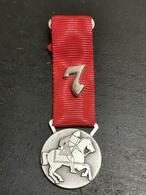 Luxembourg Médaille, Marche De L'armee - Jetons & Médailles
