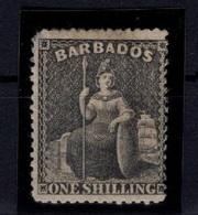 GRAN BRET. BARBADOS YVEST 13* 170€ DIENTES 14x1/2 X 15x1/2 - Barbados (...-1966)