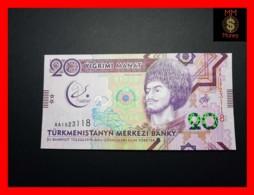 TURKMENISTAN 20 Manat 2017 P. 39 *COMMEMORATIVE*  UNC - Turkménistan