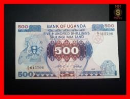 UGANDA 500 Shillings 1986 P. 25  UNC - Oeganda