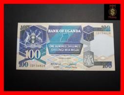 UGANDA 100 Shillings 1987 P. 31 A   UNC - Uganda
