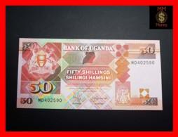 UGANDA 50 Shillings 1996 P. 30 C  UNC - Uganda
