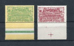 !!! PRIX FIXE : GUYANE, N°89 ET 90 NEUFS ** - Unused Stamps
