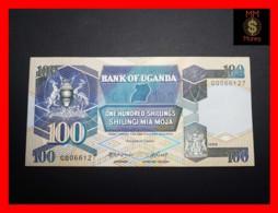 UGANDA 100 Shillings 1988 P. 31 B   AU - Uganda