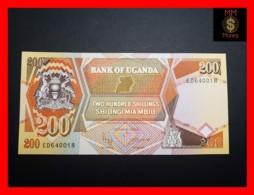 UGANDA 200 Shillings 1996 P. 32 B   UNC - Uganda