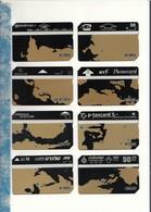 Optical Mint Phonecard Folder Landys & Gyr 8 Cards Jubiläums Ausgabe Für 500 000 000 Karten - Zwitserland