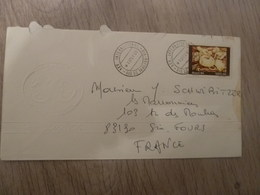 BRESIL - Enveloppe Affranchie - Année 1985 - - Cartas