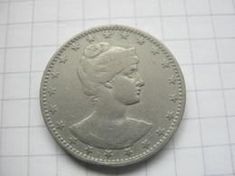 Brasil , 200 Reis 1901 - Brésil